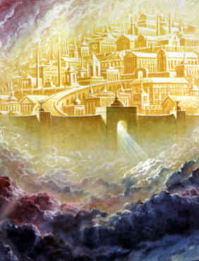 new jerusalem coming down out of heaven